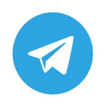We are in Telegram